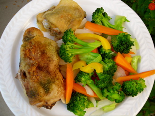 Chicken w:veggies