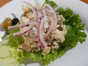 My chicken salad