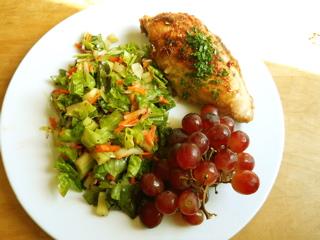 Chicken w:veg
