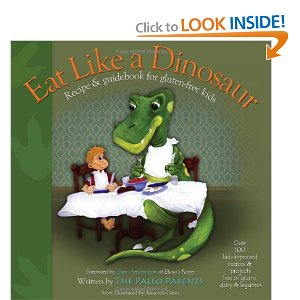 Eat like a dino cover