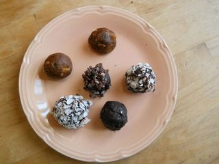Sweet Potato Truffles