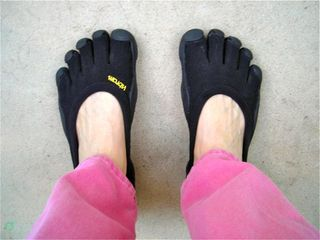 5 finger shoes