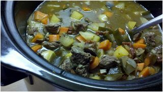 Beef & Root Stew Leah Ayers