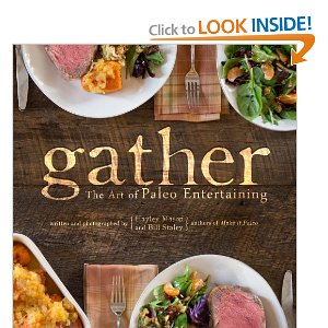 Gather book cover