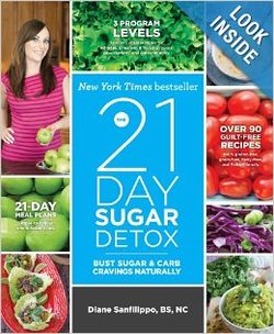 21 day sugar detox cover