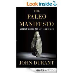 Paleo Manifesto cover