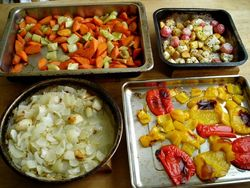 Roasted veggies1